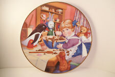 Vintage Franklin Mint Carol Lawson Little Gourmet 1988 Collector Plate