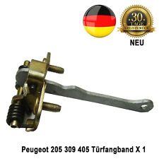 Türsteller Türband Türfangband Türstopper Peugeot 205 309 405 Neu 918146