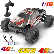 DEERC RC Monster Truck Car 1:18 Scale 4WD 2.4Ghz Off-road Remote Control Car USA