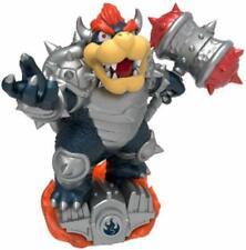 Dark Edition Hammer Slam Bowser Skylanders Superchargers Amiibo Figure