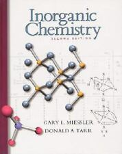 Inorganic Chemistry (2nd Edition), Tarr, Donald A., Miessler, Gary L., Good Book