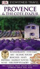 NEW - Provence and Cote D'Azur (Eyewitness Travel Guides)