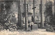 CPA 21 FLAVIGNY COUVENT DES DOMINICAINS ANCIEN CIMETIERE