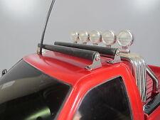 11.5cm Exterior Roof Bike Rack Set Tamiya 1/10 Toyota F350 Bruiser Clodbuster