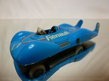 CIJ FRANCE RENAULT RECORD CAR 1956 - BLUE 1:43 - GOOD CONDITION