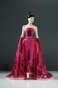 "Royal Worcester Limited Edition Figurine ""Audrey Hepburn"" The Last Princess  AC5"