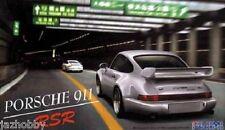 Fujimi RS-28 1/24 Scale Model Car Kit Porsche 911 964 Carrera RS 3.8 RSR Coupe