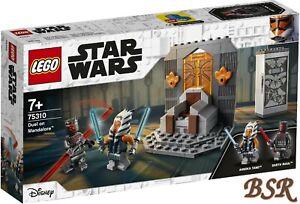 LEGO® Star Wars: 75310 Duell auf Mandalore™ & NEU & OVP !