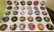 Sony Playstation 2 PS2 Disk Lot (30) Clean! No Dupes!
