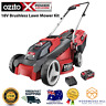 Ozito PXC 18V Brushless Lawn Mower Cordless 300mm Cut Battery & Charger Kit -NEW
