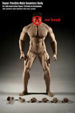 TBLeague Phicen M35 Super-Flexible Male Seamless Muscular Body Skeleton 1/6