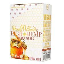 Honey POTSWIRL High Hemp organic wraps