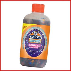 Elmer Confetti Slime Activator | Magical Liquid Glue Slime Activator |245 g