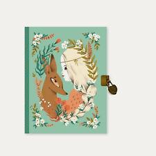 DJECO*Tagebuch*Memory Book*Einschreibebuch*mit Schloss*Lucillie Geheimnis*Schule