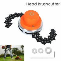 Chain Trimmer Head For Whipper Brush Cutter Grass Trimmer Snipper Brushcutter