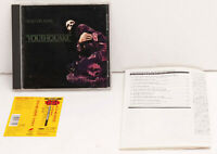 DEAD OR ALIVE - YOUTHQUAKE - Japan CD ESCA-7661 w/ Obi EPIC