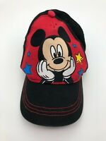 Disney Mickey Mouse Toddler Baseball Cap Stretch Back Band