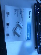 Actiontec Powerline Network Adapter Kit - Ethernet adapter - Open Box