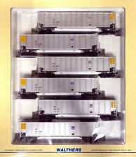 Walthers 932-5333 HO Scale Union Pacific Bethgons (Set of 6) MT/Box