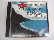 Grandes Canciones de la NAVIDAD CANARIA - SCARCE CD