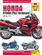 HAYNES WORKSHOP SERVICE REPAIR MANUAL HONDA ST1300 A PAN EUROPEAN 2002-2011