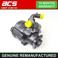 FIAT FIORINO 1.3 D MULTIJET 2008 TO 2013 POWER STEERING PUMP - RECONDITIONED