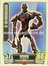 IG-100 Magnaguard #090 - Force Attax Serie 2