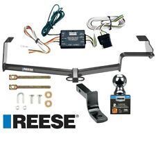 """Reese Trailer Tow Hitch For 06-11 Honda Civic Complete w/ Wiring and 2"""" Ball"""