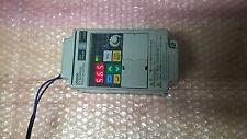 PLC OMRON YASKAWA INVERTER 3G3JV-A2004  220V 0,4KW