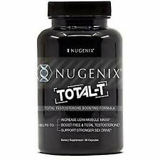 Nugenix Total-T Testosterone Booster - 90 Capsules
