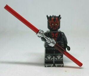 New - Official LEGO Minifigure - Darth Maul - Star Wars - sw1155 [75310]