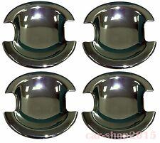 Door Handle Bowl Cover Trim for  SUZUKI SX4 2006-2013 Hatchback Sedan Chrome