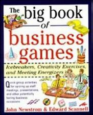 The Big Book of Business Games: Icebreakers, Creativity Exercises and -ExLibrary