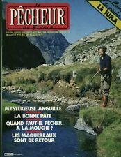 Revue le pêcheur de France No 15 Mai  1984