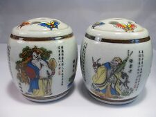 Beautiful Chinese One PAIR Of vases (home ornament)