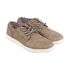 Ben Sherman Presely Cap Toe BNM00110 Mens Brown Casual Fashion Sneakers Shoes 12