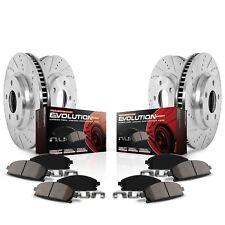 Power Stop K1548 High Performance Brake Upgrade Kit