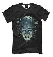 Hellraiser t-shirt - scary movie nightmare Pinhead tee clothing fear horror