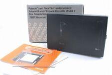Mamiya Polaroid Film Back Holder for Universal Press Super 23 *P03021
