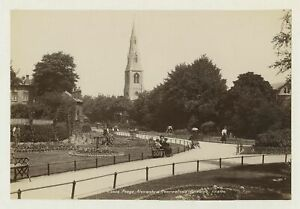 Penge Alexandra Recreation Ground 1899 Photo By Frith