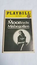 VINTAGE BROADWAY PLAYBILL #86 - A MOON FOR THE MISBEGOTTEN EUGENE ONEILL