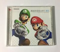 USED Mario Kart Wii Platinum Soundtrack CD JAPAN Club Nintendo Sound Track Music