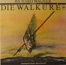 "MAREK JANOWSKI - RICHARD WAGNER - DIE WALKÜRE   12""  LP (O613)"