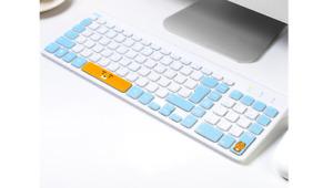 [KAKAO FRIENDS]  Mini Wireless Keyboard Compact  Ryan
