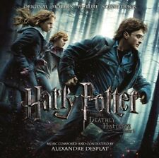 Harry Potter and the Deathly Hallows, Pt. 1 [Original Motion Picture Soundtrack] by London Symphony Orchestra/Alexandre Desplat (Vinyl, Sep-2015, 2 Discs, Music on Vinyl)