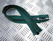 "Genuine British Military ANF 17½"" Open End Green Zip / Zipper H Duty ZPM60"