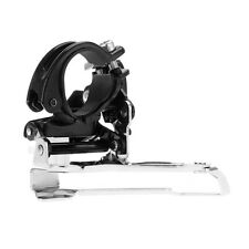 SRAM  X4 Bike Front Derailleur 7/8/9 Speed Low Clamp 31.8/34.9mm Black