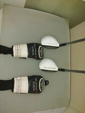 Adams Golf Idea Super S Hybrids, 3 and 4 Utility Club Golf Clubs. Regular flex.