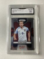 2018 Panini Prizm World Cup #62 Harry Kane Gem Mint 10