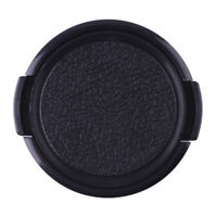 49mm Plastic Snap on Front Lens Cap Cover for Nikon Canon Sony 49mm Lens